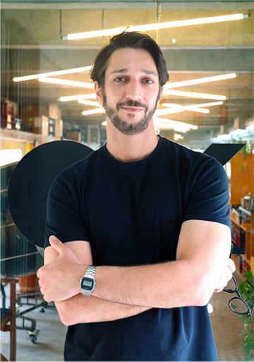 Wagner Gorab - diretor criativo